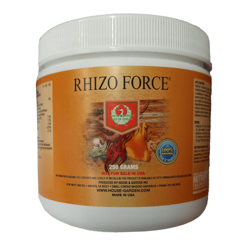 House and Garden Rhizo Force 250g