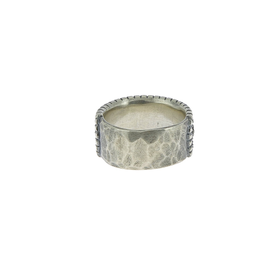 7 diamond stars ring