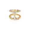 Diamond Panthom Lady Ring