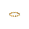 Yellow Gold Micro Lady Ring