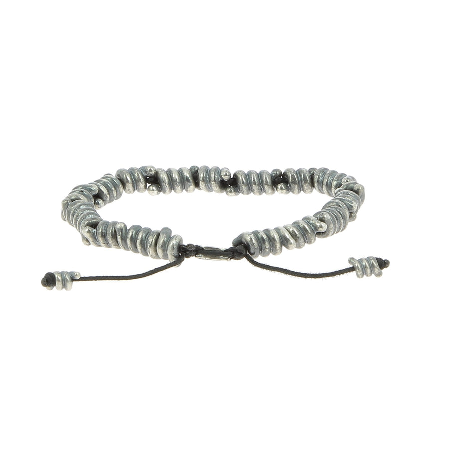 """Large Coiled Knotted"" Bracelet"