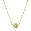 Pearl Compass Necklace