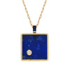 Necklace Lapis Wisdom
