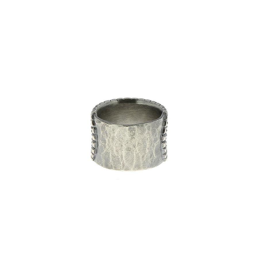 Silver Bullet Point Ring
