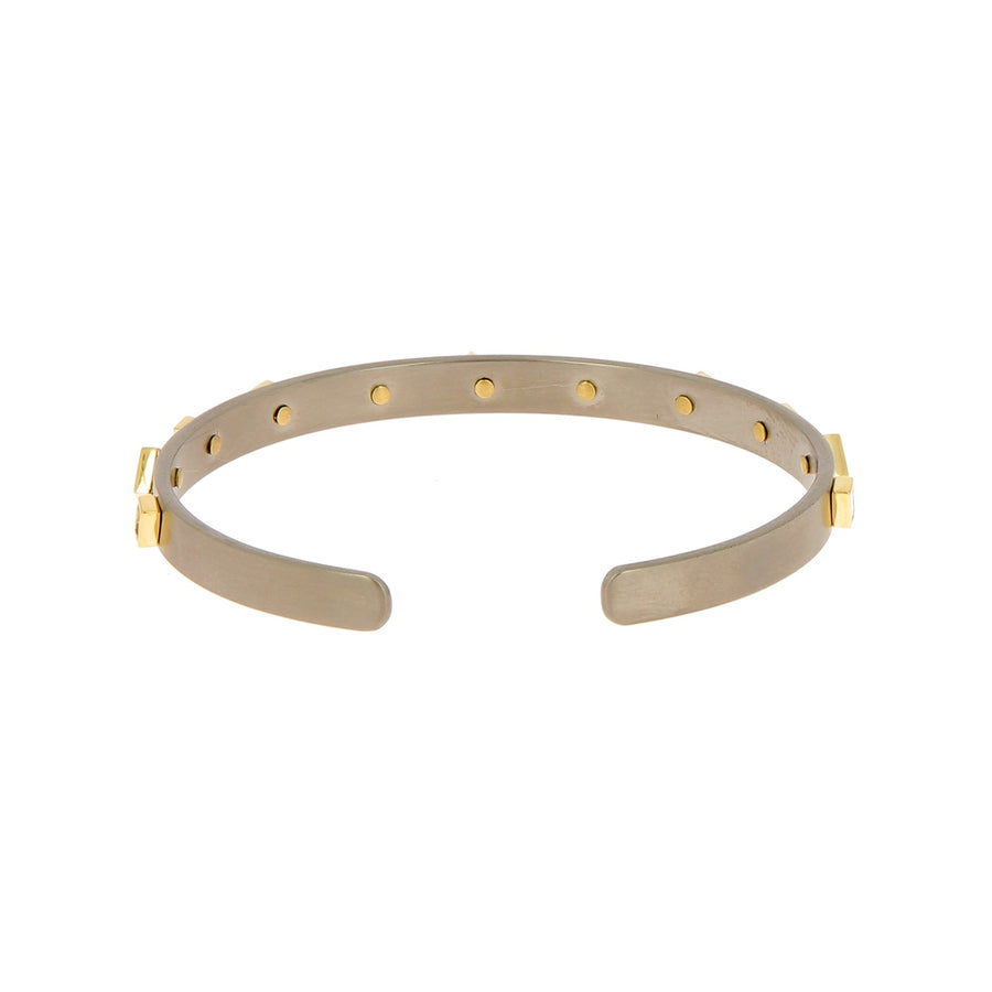 Baguette sprinkles small cuff