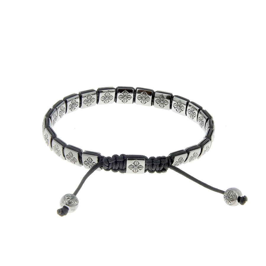 Black Diamonds Pave Bracelet