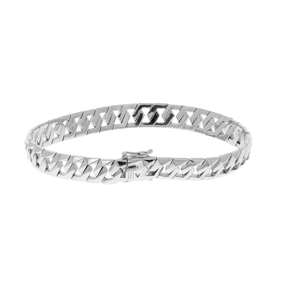 Bond bracelet white gold