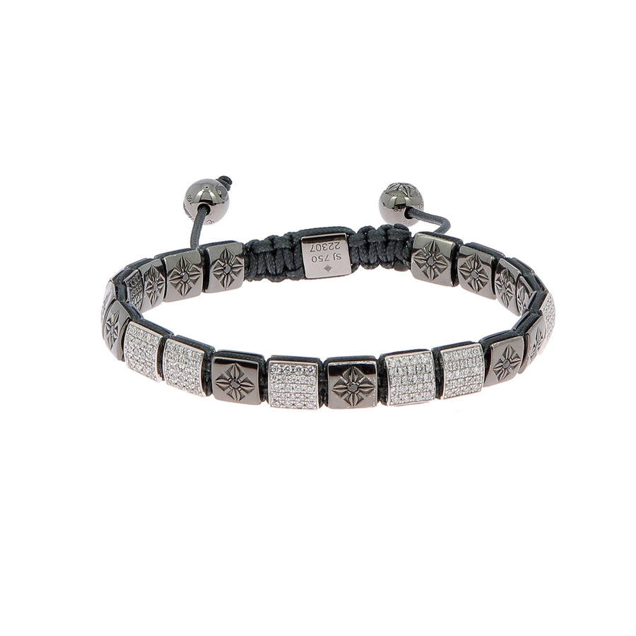Black & white diamonds Bracelet