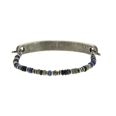 Bracelet Medium Multi Top Bar
