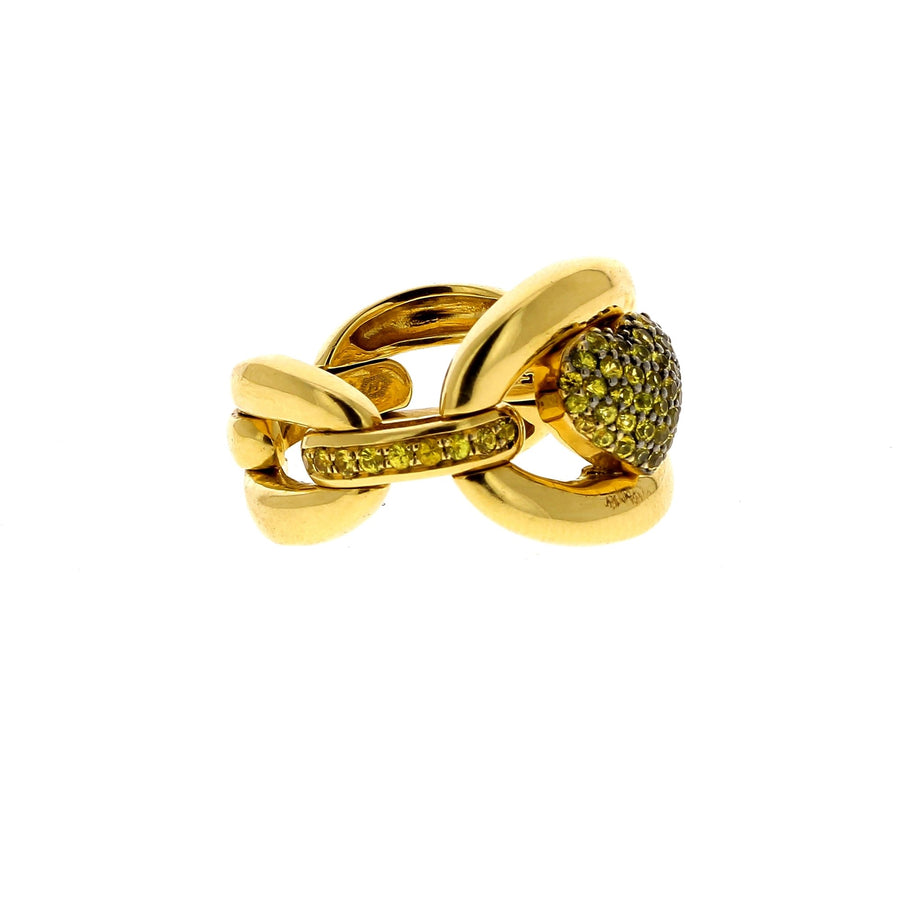 Catena Heart Ring