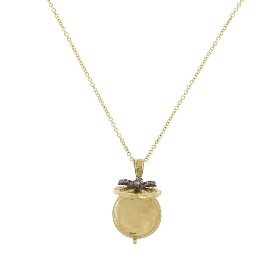 Little Bird Locket Necklace