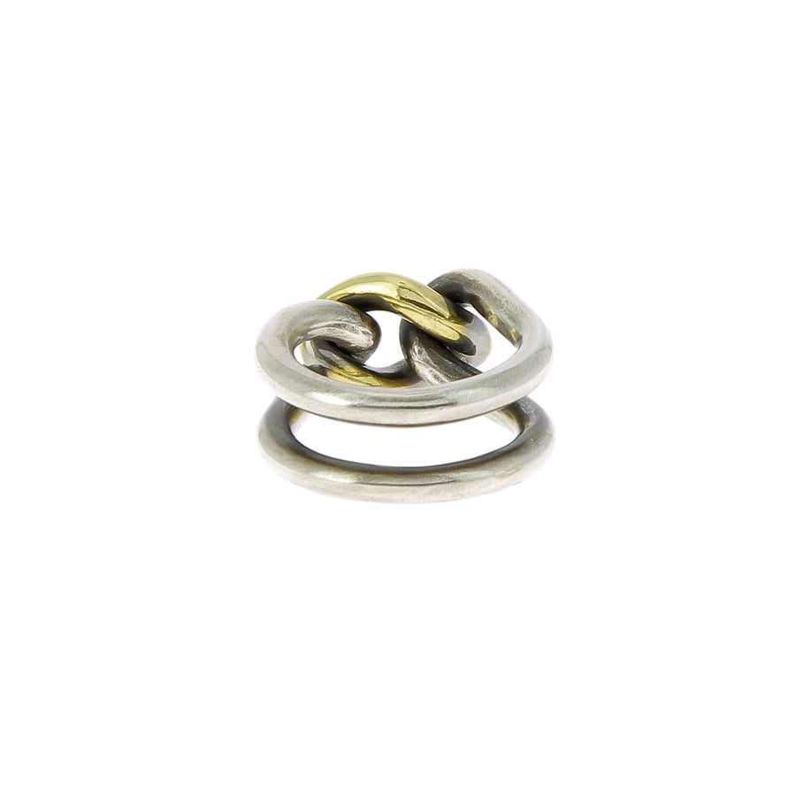 Curb band ring