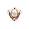 Diamond Anther Ring