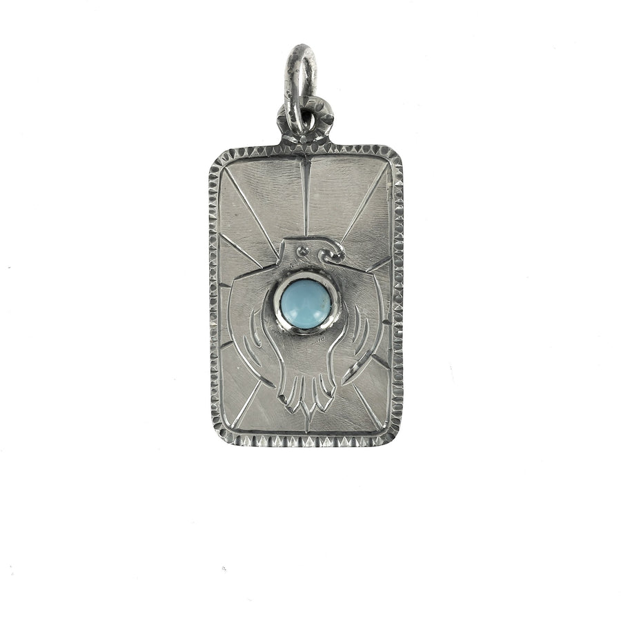 Thunderbird Dog Tag
