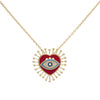 Eye Heart U Necklace
