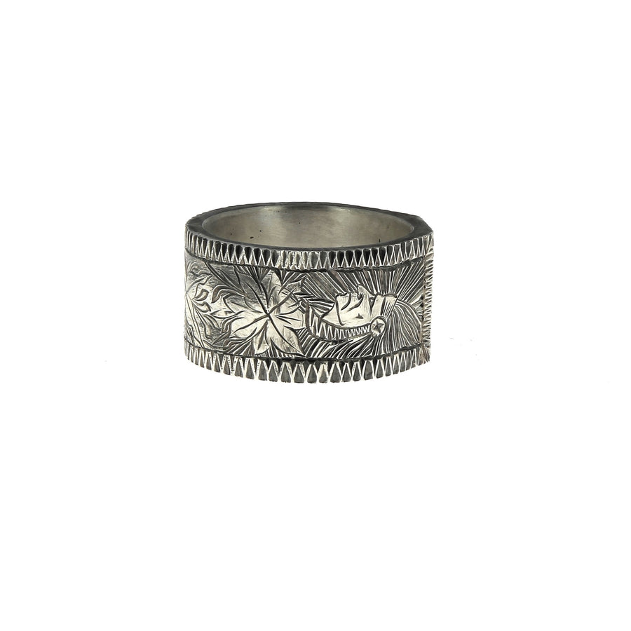 Indian signet ring