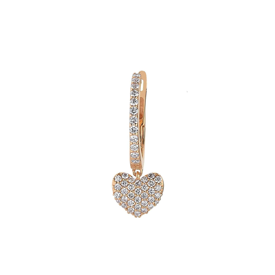Light of Heart Queen of Heart Earring