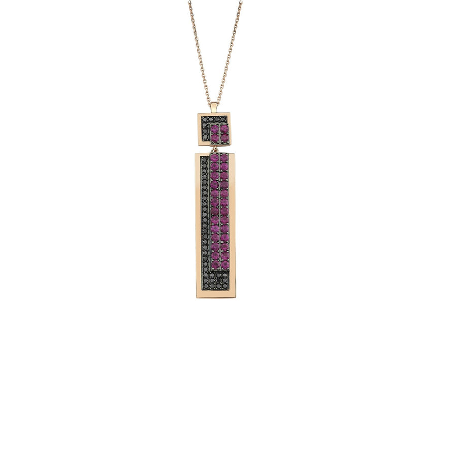 MONDRIAN NECKLACE Diamond