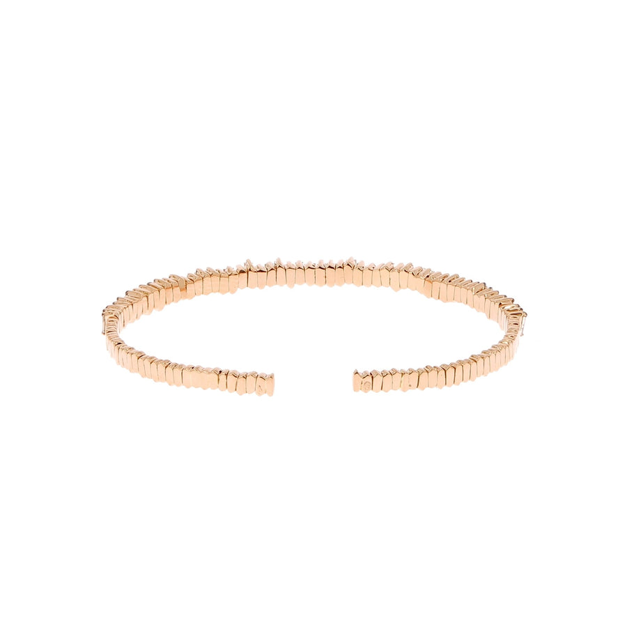 Namib bracelet brown diamonds