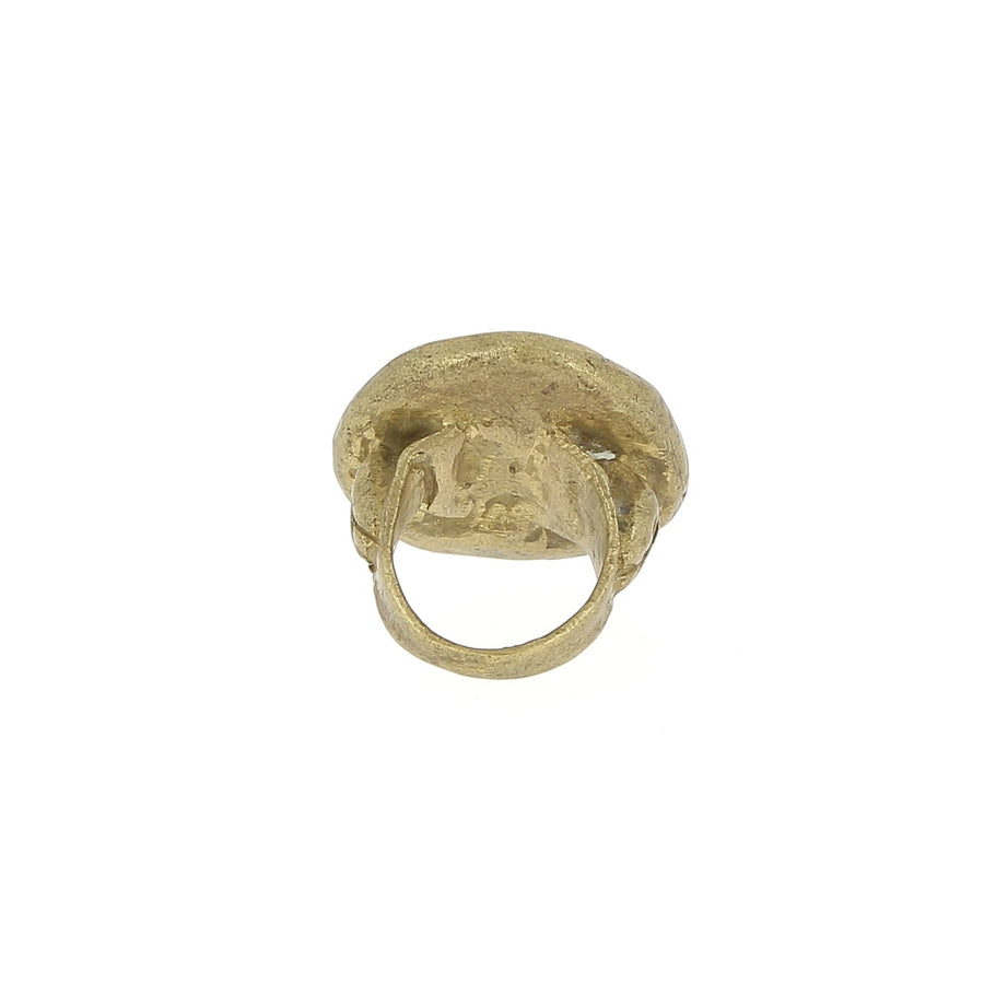 Antique Bronze Ring