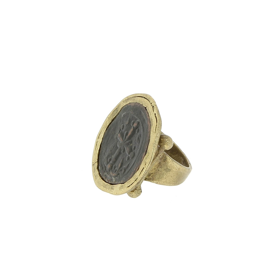 Antique Bronze Ring 2