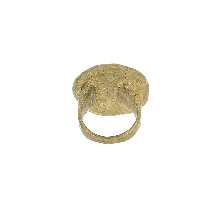 Antique Bronze Ring 3