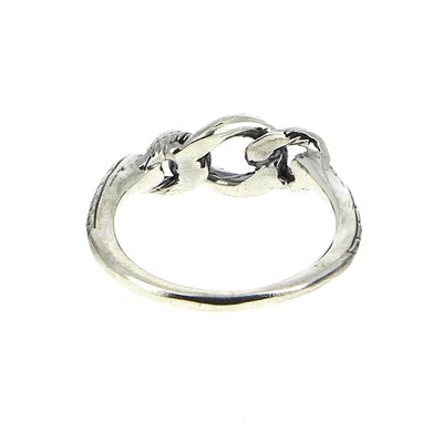 Chain Diamonds Ring
