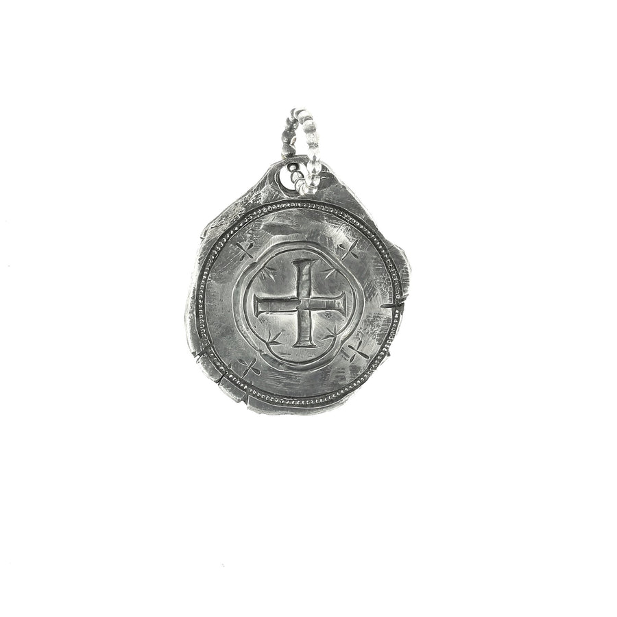 Pirate Coin Pendant