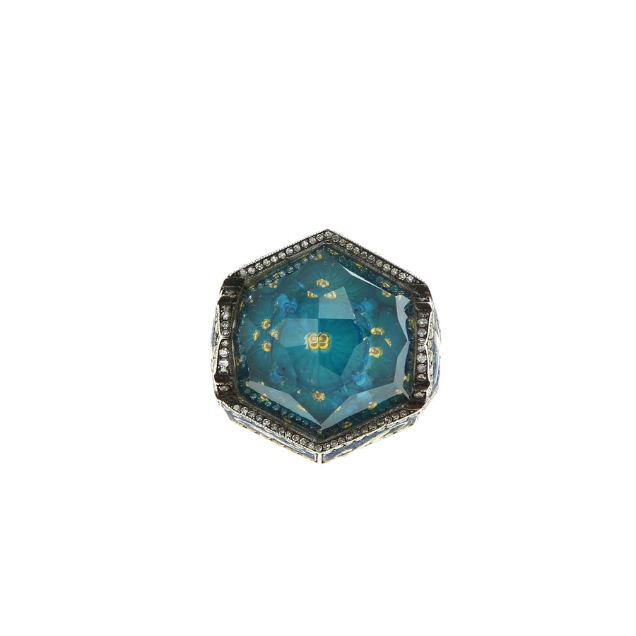 Diamond Palace Ring