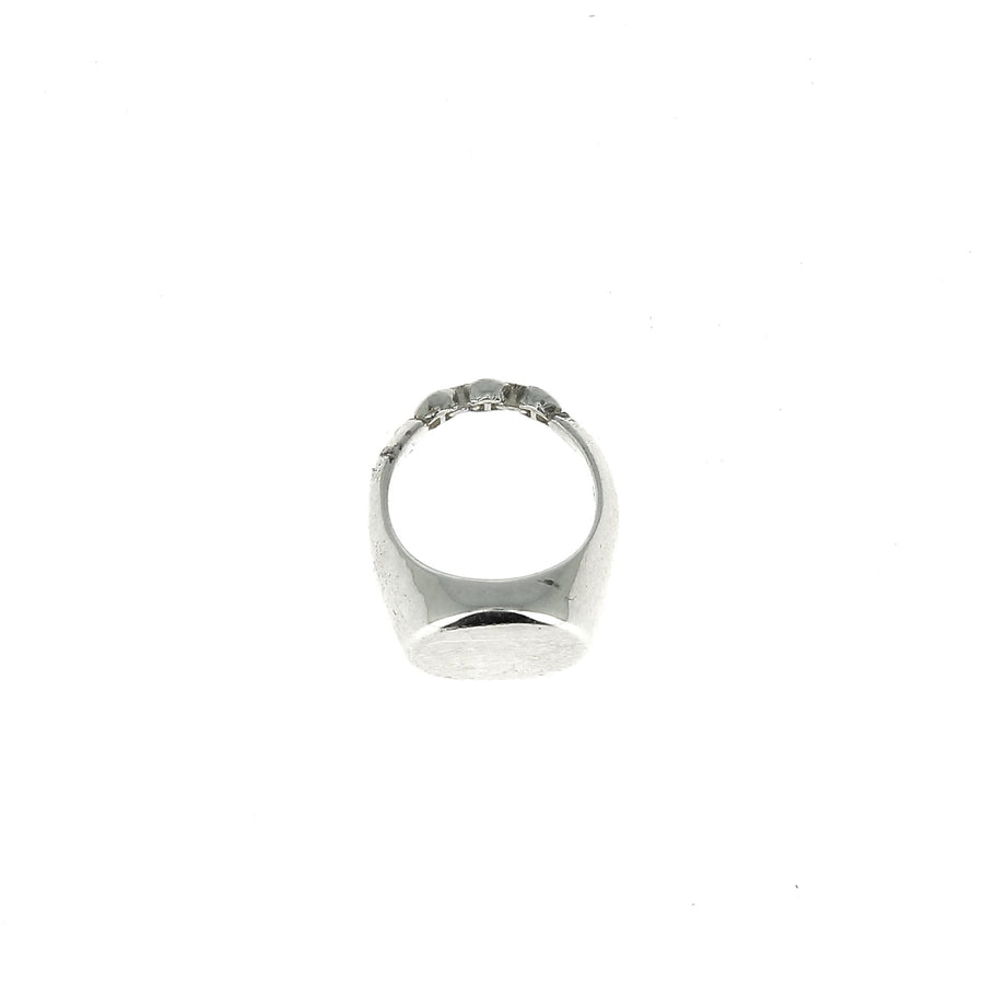 Signet Charm Silver
