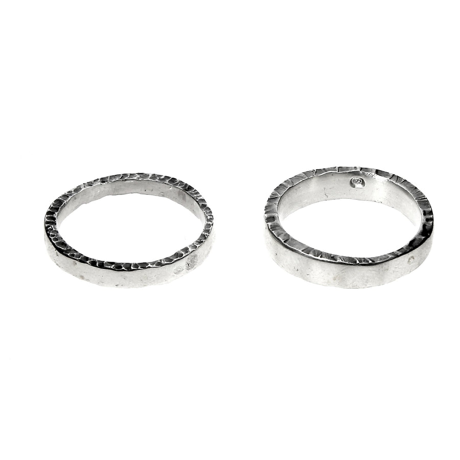 Simple Pair Rings