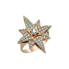 Star Light Venus Big Star Ring