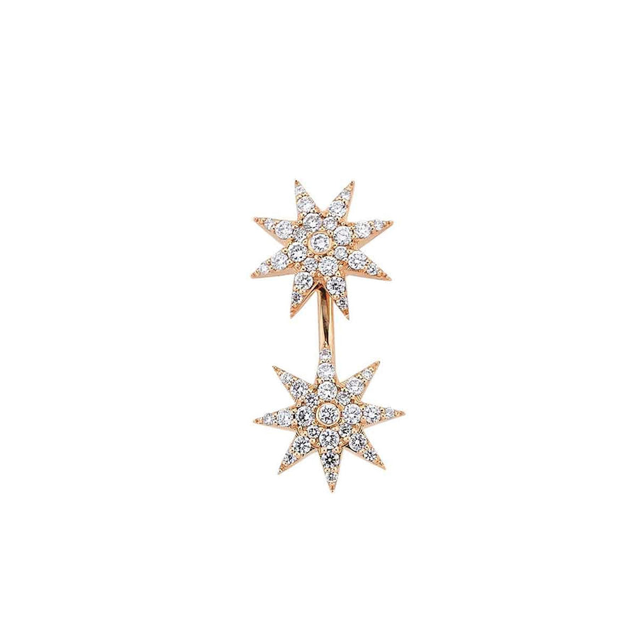Star Light Venus Star Earring