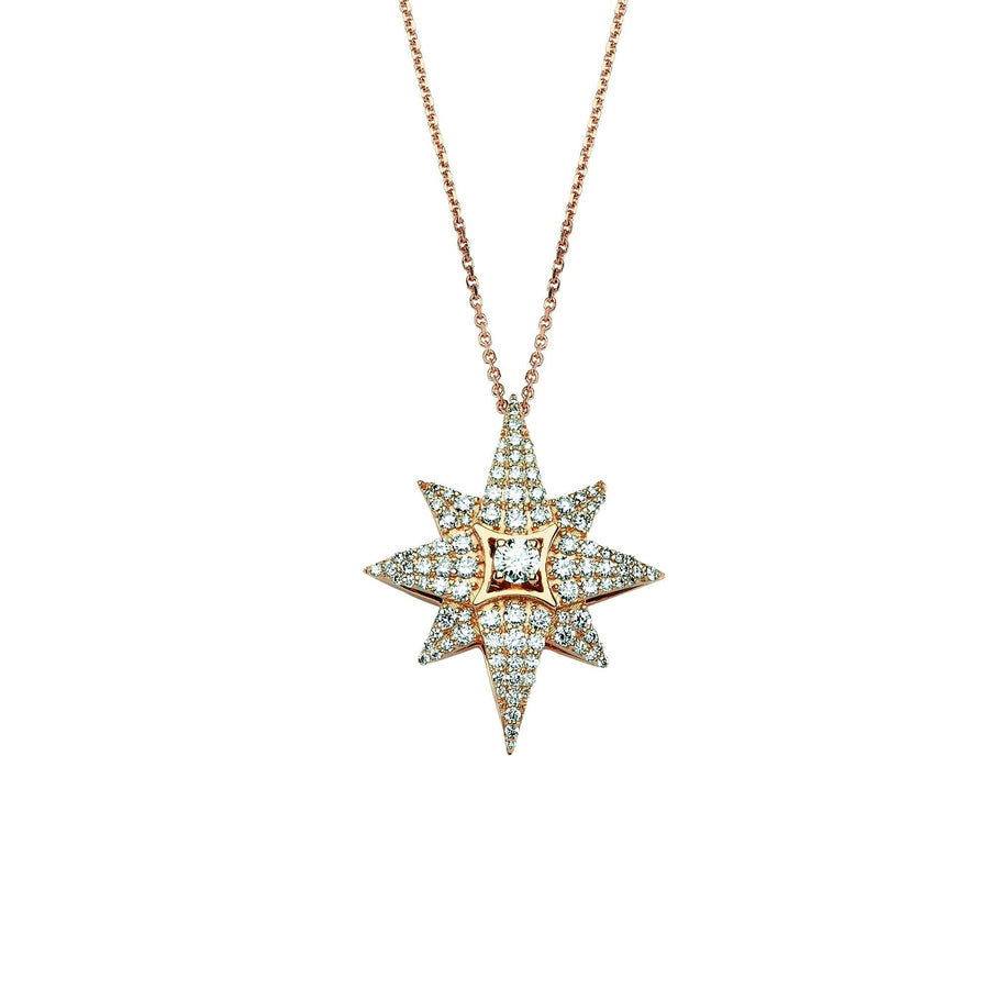 Star Light Venus Star Necklace