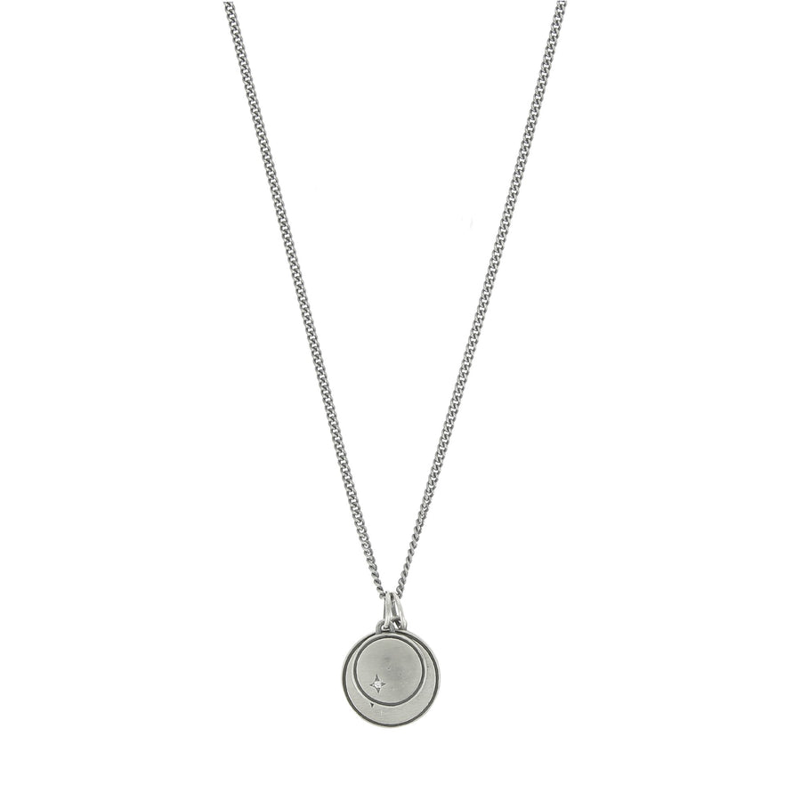 The Gudo Round Necklace