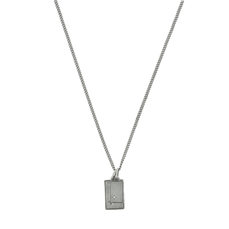 The Gudo Square Necklace