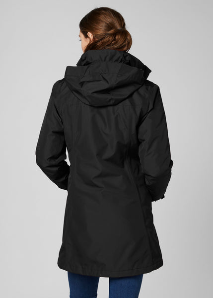 Long Aden Insulated Coat