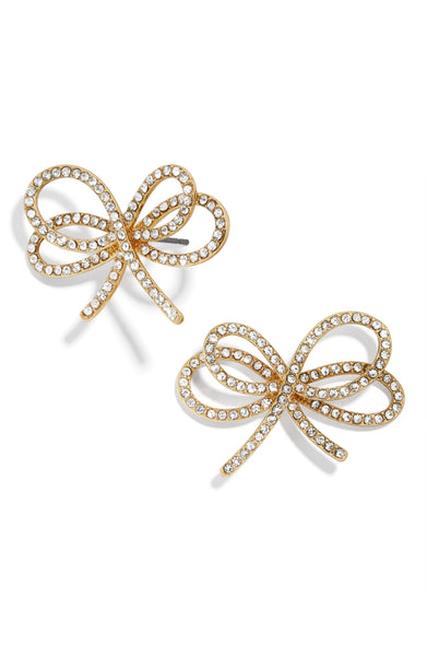 BaubleBar Bow Earrings