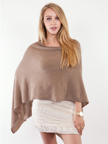 Cashmere Cape in 20+ Colors