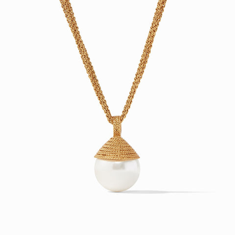 Calypso Pearl Pendant Necklace