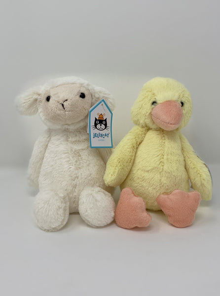 Jellycat Small Bashful Animal