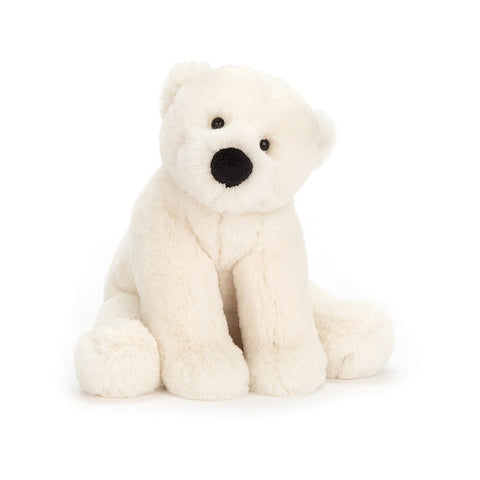 Jellycat Small Perry Polar Bear