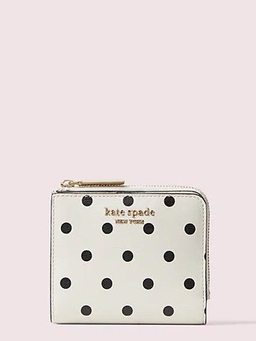 Kate Spade Cabana Dot Small Wallet