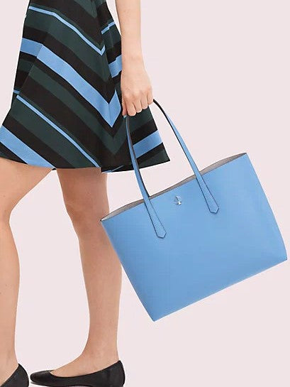 Kate Spade Molly Tote - Forget Me Not Blue