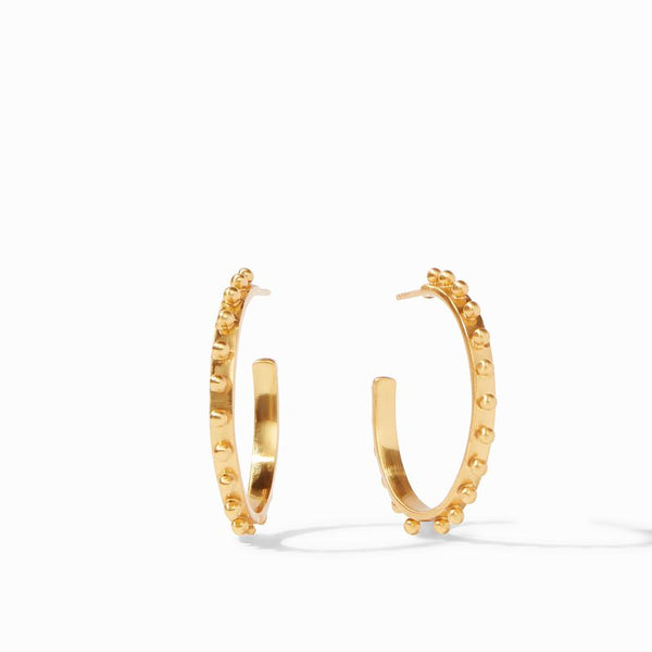 Julie Vos SoHo Hoop Earring