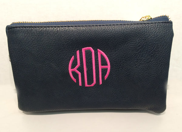 The Perfect Gift: Monogrammed Clutch!