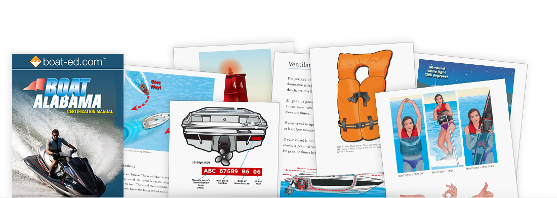 Boat Alabama Certification Manual