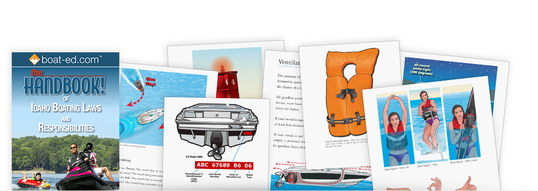 The Handbook of Idaho: Boating Laws and Responsibilities