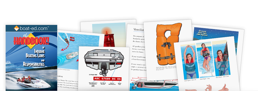 The Handbook of Indiana: Boating Laws and Responsibilities