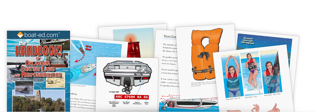 The Handbook of Oklahoma: Boating Laws and Responsibilities